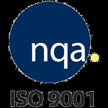 nqa ISO 9001 Logo